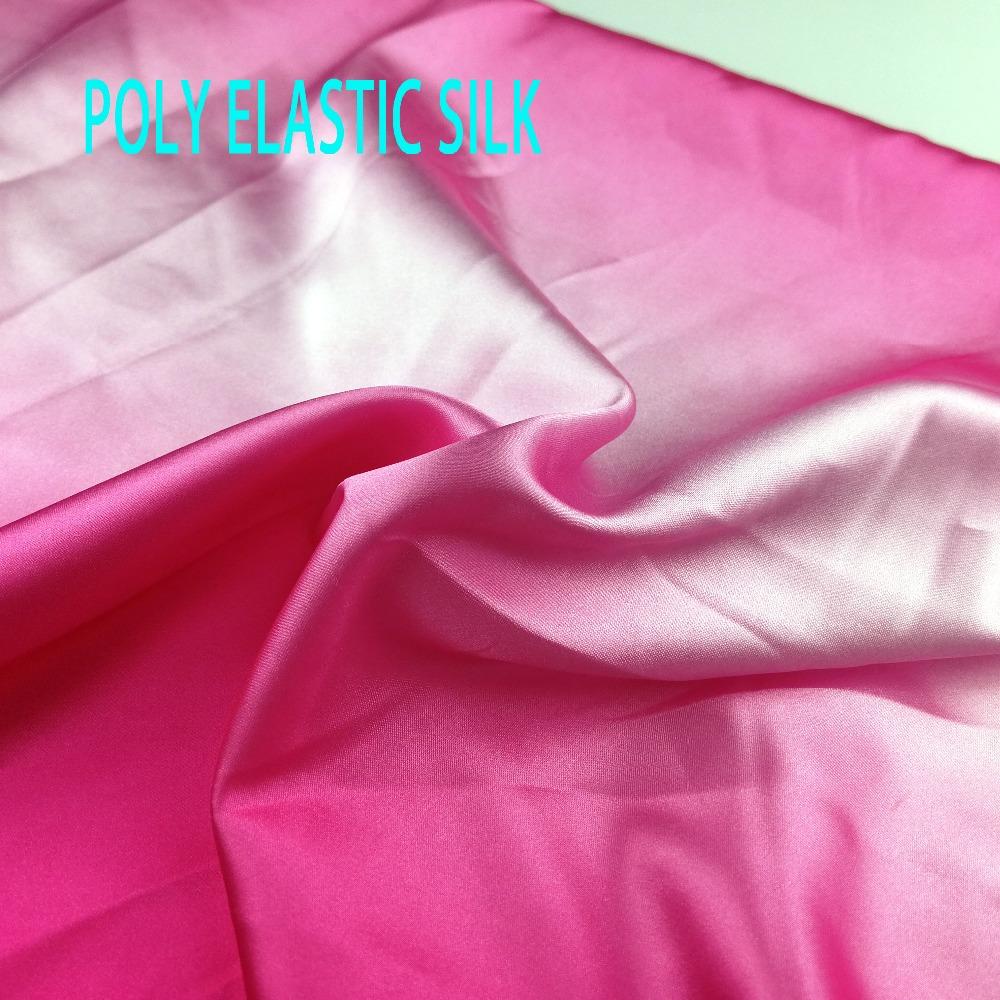 Горячая Распродажа, 100% полиэстер, обычная шелковая креп-атласная ткань