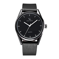 Quartz Watch Men 2016 Wristwatches Male Clock Leather Wrist Watch Business Fashion Casual Dress Watches