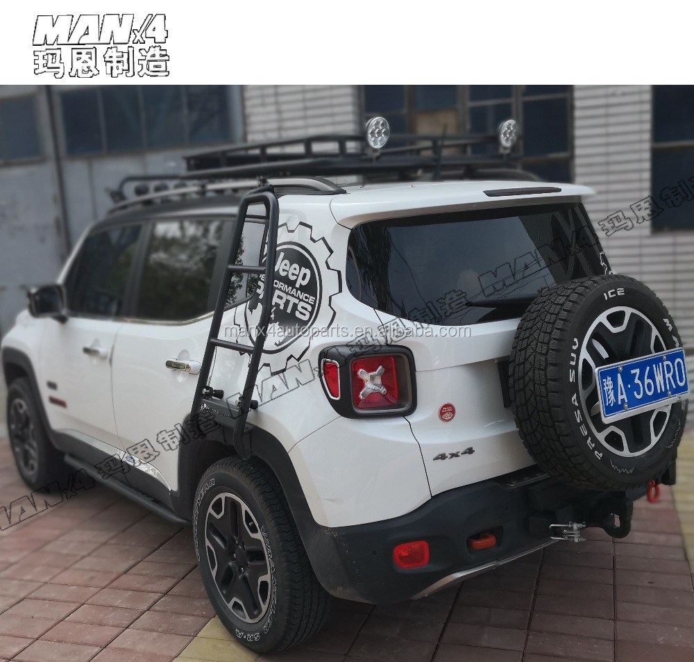 roof carrier roof rack for Jeep Renegade, View Renengade roof rack