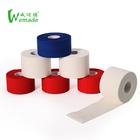 Sports White Athletic Tape Sports Cotton Tape 38mm X 13.7m CE/certificates Approved/TUV