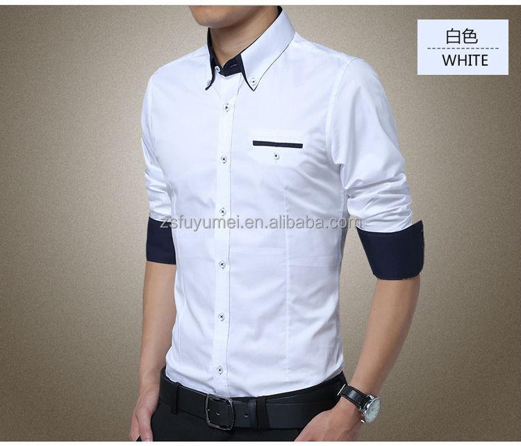 New Formal Shirt Design For Men 2013 latest formal s...