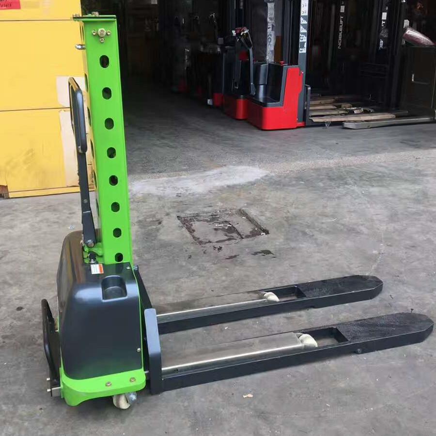 500kg 1M Apilador electrico para van Truck