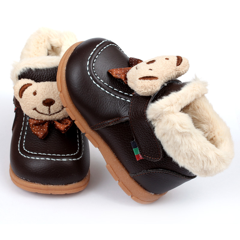 Baby Boots Winter Boy Snow Boots Brand