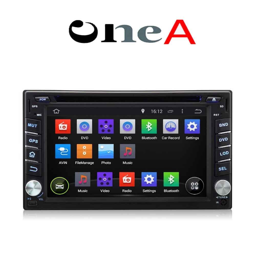 universal 2 din car dvd player android 4 4 3g wifi a9 dvd audio dvd gps pc automotivo head. Black Bedroom Furniture Sets. Home Design Ideas