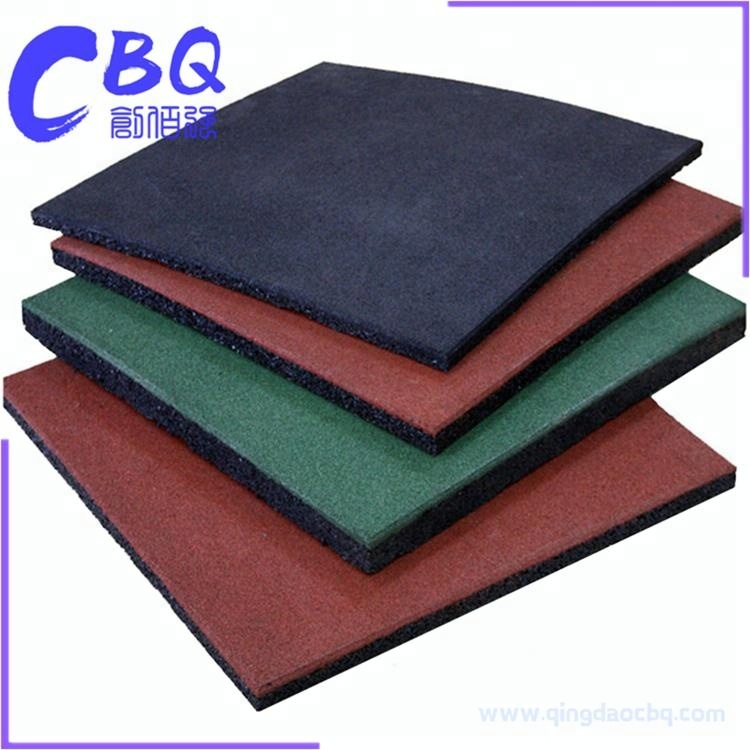 Wear Resistant Used Outdoor Rubber