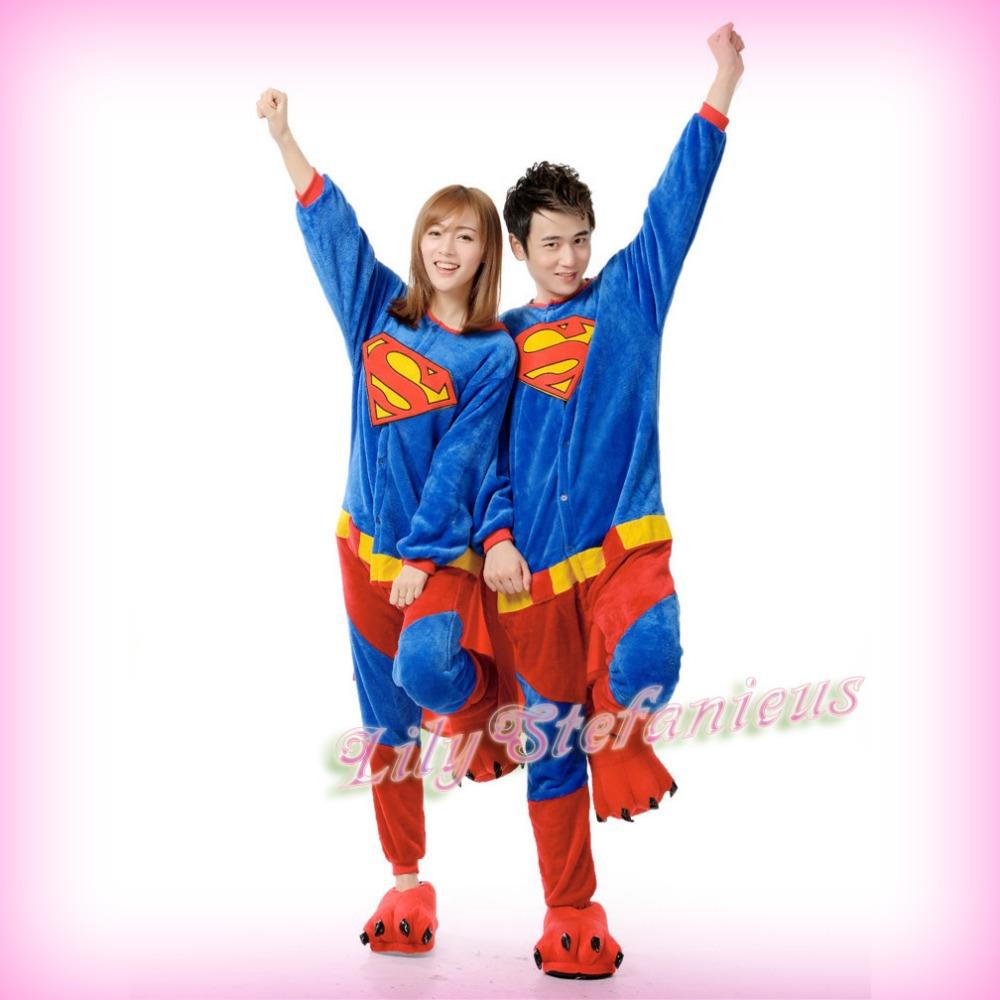 Adult Superman Pajamas 41