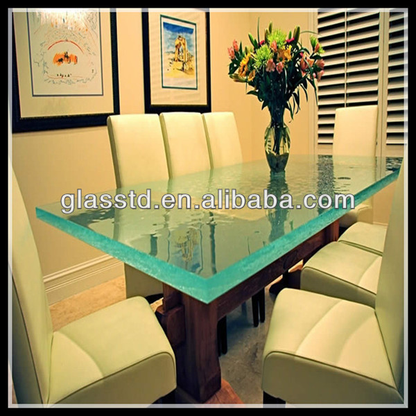 Green Fusion Dining Room Table Tops Buy Table Tops Glass Countertop Thinkglass Product On Alibaba Com