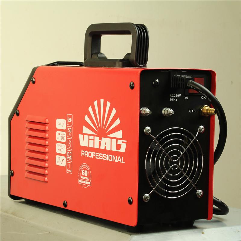 New design mma/tig/cut welding machine