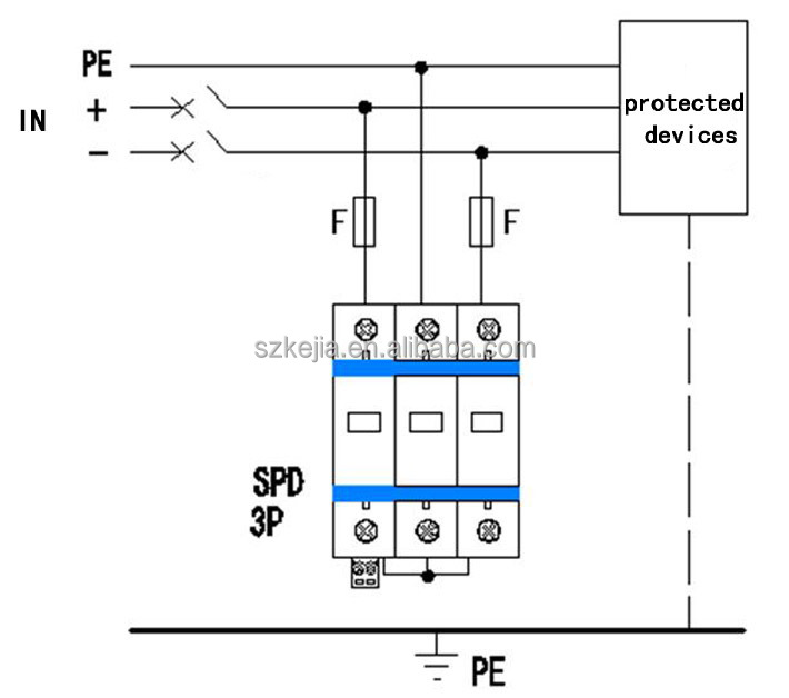 3 phase surge protector wiring diagram surge suppressor wiring diagram