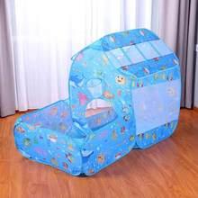 Портативная детская палатка, детские игровые крытые Шатры(Китай)