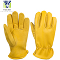 New OZERO The driver Sheepskin Motorcycle Gloves Waterproof Anti Cold Anti Snowboard Hiking Hunting Gloves for