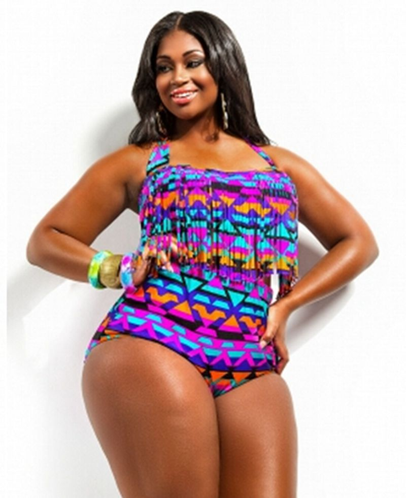 7f0c0779fd5 You can find fringe swimsuit, One Piece piece plus size fringe swimsuits  free shipping,
