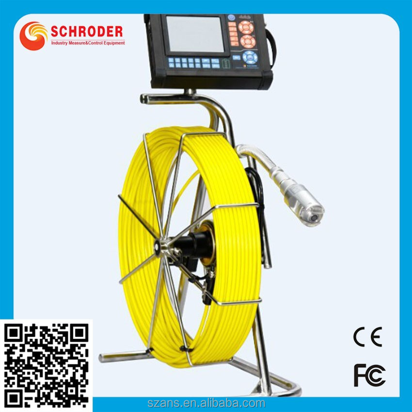 Gute Videoqualit 228 T Kanalinspektion Kamera Verleih