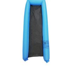 Новый складной ленивый надувной шезлонг надувная плавающая кровать водонепроницаемый воздушный диван для вечеринка у бассейна путешестви...(Китай)