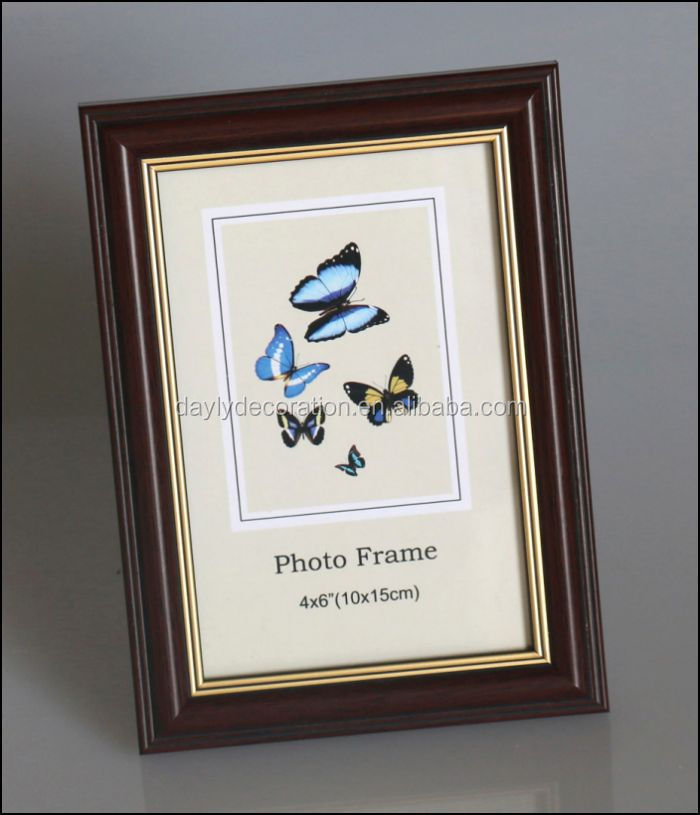 Cheap Decorative Frames: Decorative Ps Photo Frame With Gold Liner Ornate Picture