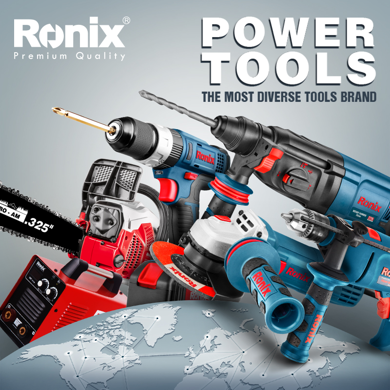 RONIX high quality 1850w electric wood router in stock model 7112