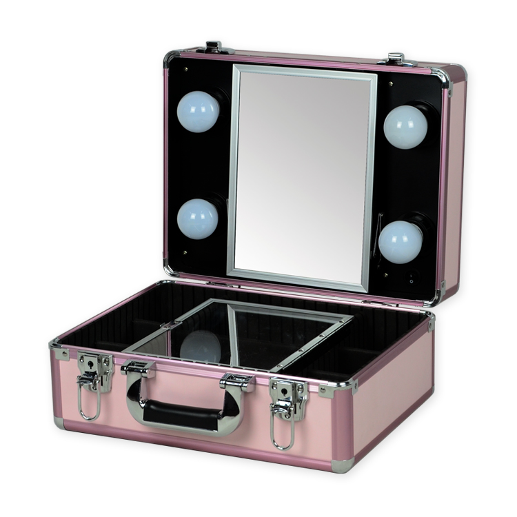 2016 New Type Make Up Vanity Box Case Contouring Beauty