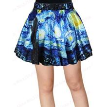 b0aafe6ad7 Red Mermaid Scales Mini Skirts Sexy Ladies Blue Punk Sexy Pleated Short  Skirts Leisure Sports Tennis
