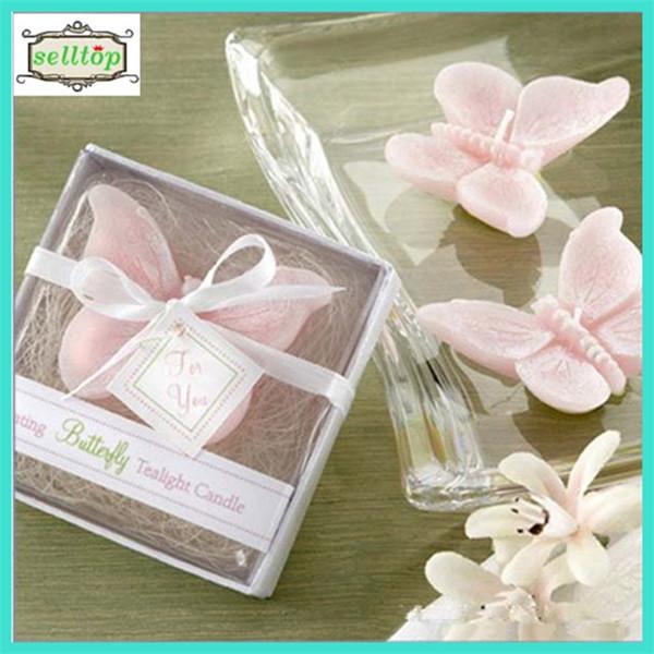 Giveaway Hochzeit: Heißer Verkauf Schmetterling Kerze 2014 Philippinen