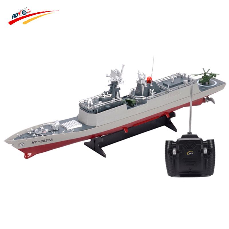 RC Boat 1/275 Radio Remote Control Battleship War ship