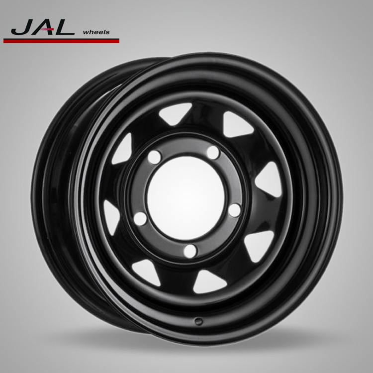 suv rims 15x10 steel wheels 4x130 offroad wheels