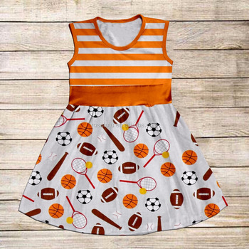 Football pattern Cool and cool girls dress names with pictures designer long frocks images frock cutting photos