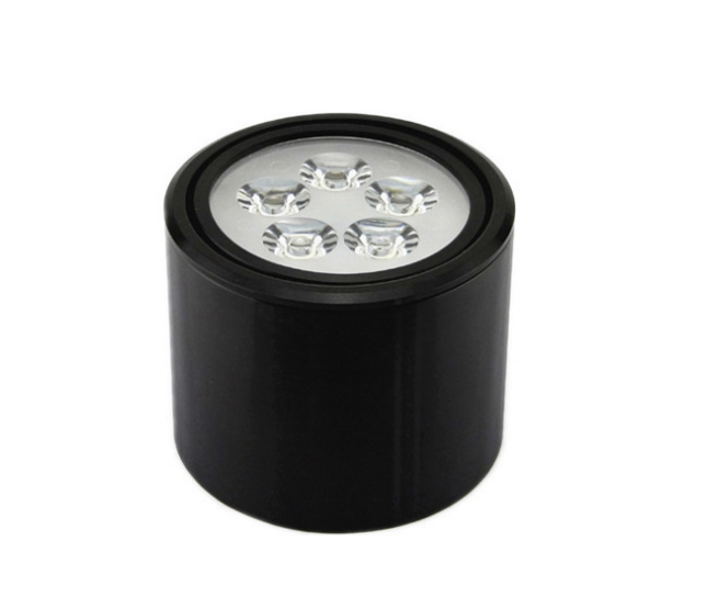 LED Downlight mini 5W Round Surface Mounted Ceiling Lamps Spot Light