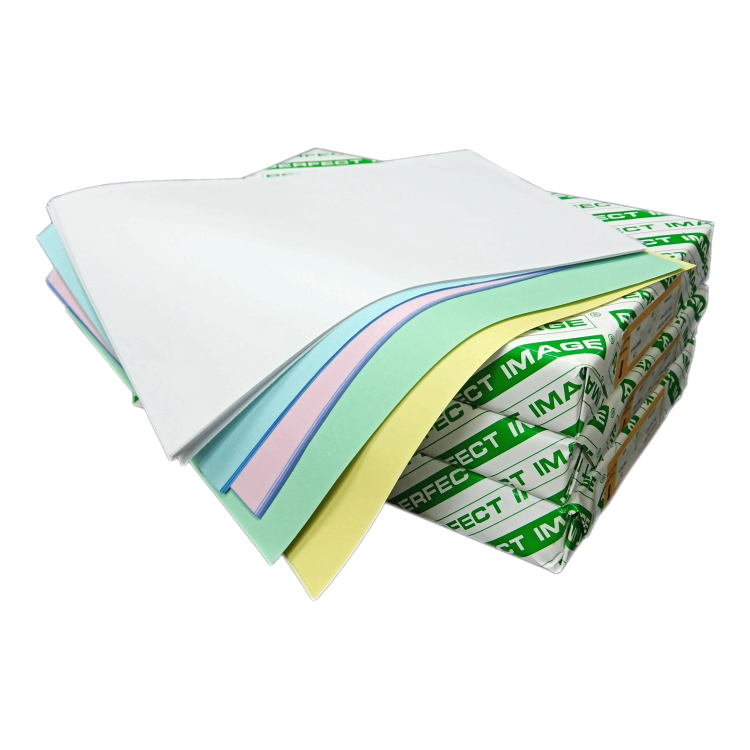 Clear impression Carbonless Paper in Ream Sheets