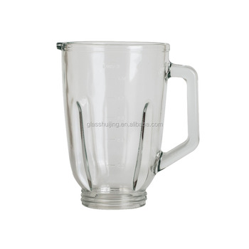 (A16) 1.5L round 176 national blender replace spare part glass jar / cup