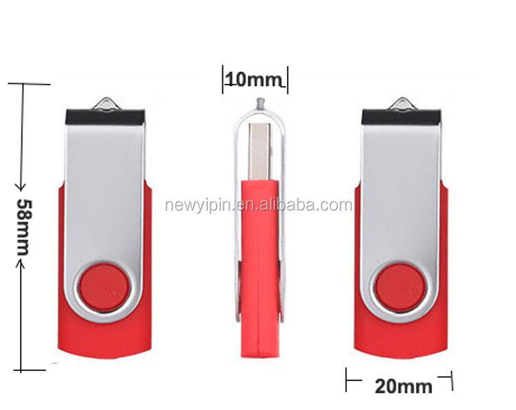 8GB Swivel USB 2.0 Memory Thumb Stick Flash Pen Drives Storage - USBSKY   USBSKY.NET