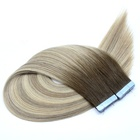 Salon Professional Private Label Full Cuticle Double Sided Adhesive Walker Tape In Hair Extention/Invisible Tape