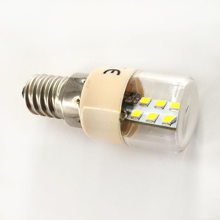 Пластиковый светодиодный фонарь для холодильника, сделано в Китае