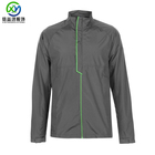 Jacket Nylon Spandex Waterproof And Windproof Light Weight Breathable Golf Rain Jacket