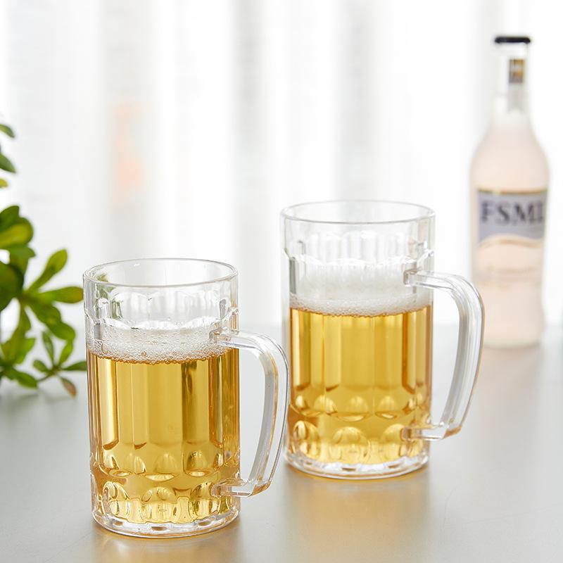Акция, праздничная пивная чашка, стеклянная кружка, стеклянные кружки для пива