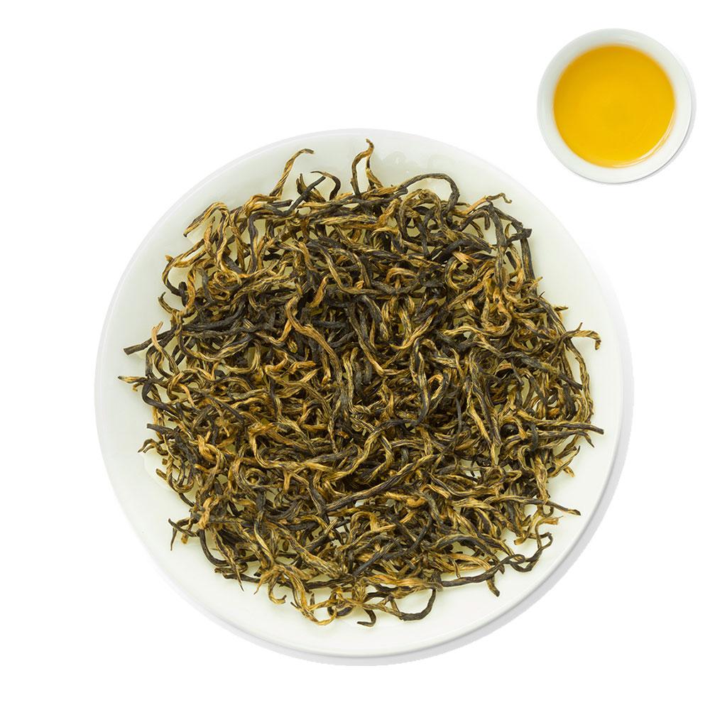 Chinese Famous Organic Instant White Green Oolong Gongfu Tangyang Black Tea Private Label Packaging Material for Black Tea Bulk - 4uTea | 4uTea.com