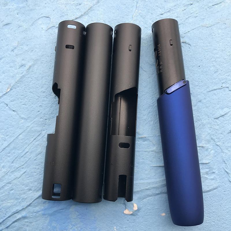 Оптовая продажа с завода 331332, аксессуары для ремонта «сделай сам», внутренний алюминиевый корпус для труб для использования с многочисленными запасными частями IQOS 3,0