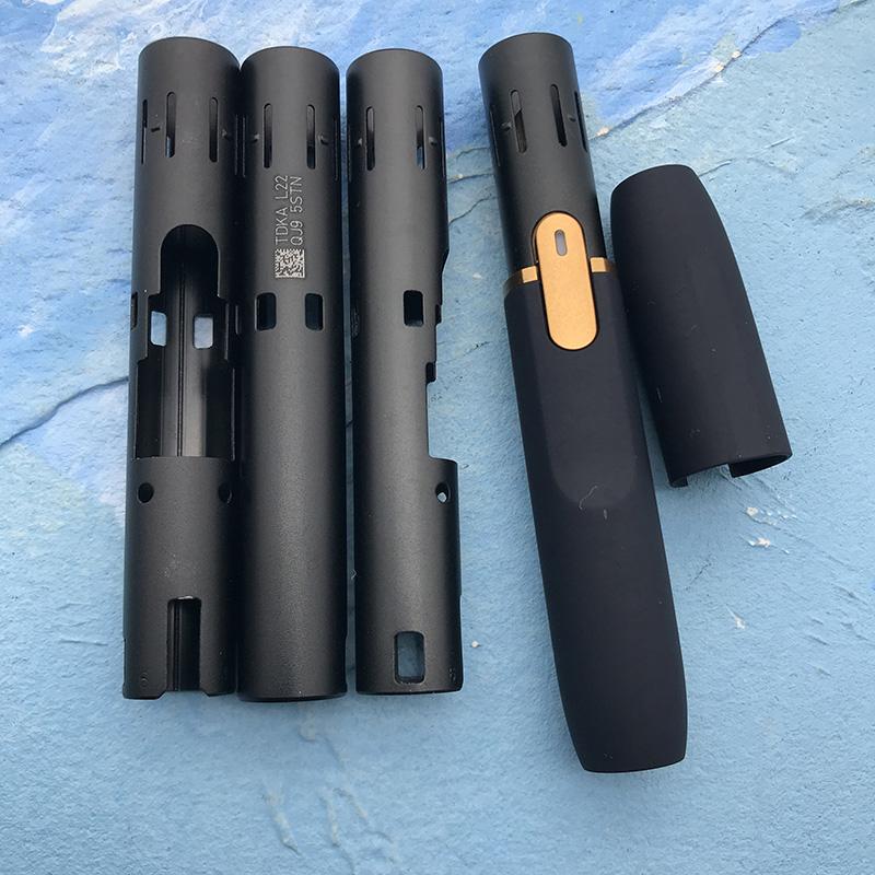 Оптовая продажа с завода 331332, аксессуары для ремонта «сделай сам», внутренний алюминиевый корпус для труб для использования с многофункциональными запасными частями IQOS 2,4 2,4 plus