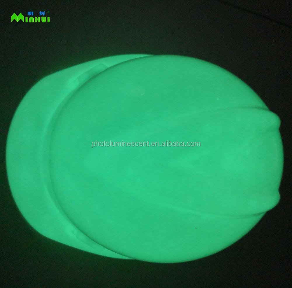 Защитный шлем, светящийся в темноте