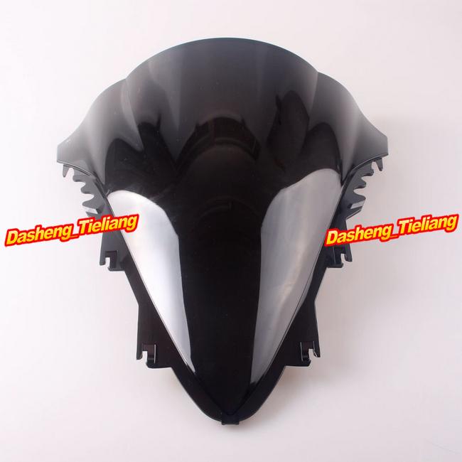 Ветрового ветрового стекла для Yamaha 2007 2008 YZF R1 07 08 черный, высокое качество ABS пластик мотоциклов запчасти, дым