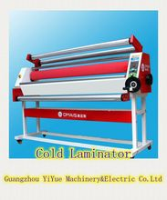 cold laminator that integrate manual operation and automation