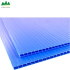 Anti-static Eco-friendly Durable Coroplast Polypropylene Corrugated Sheet PP Hollow Board/Sheet