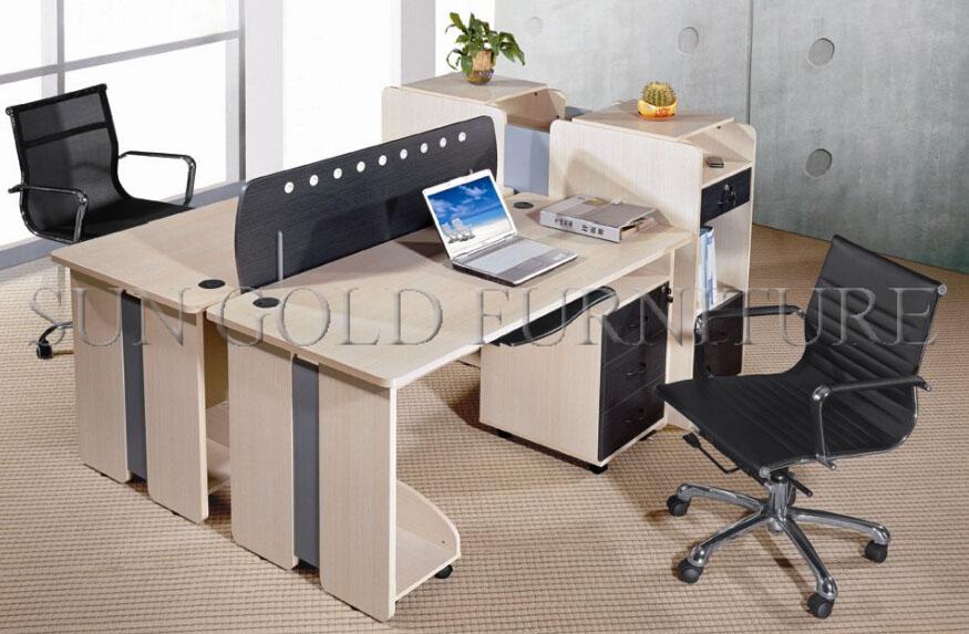 station de travail pour 2 personnes sz ws325 center d appels en bois petit bureau bon marche buy poste de travail bon marche poste de travail bon