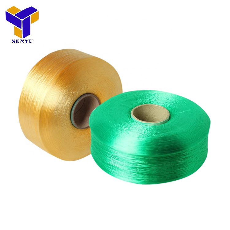 dope dyed 1200d pp yarn polypropylene