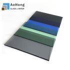 Colored Glass Pieces for Window Panes Glass Factory in China Colored Glass