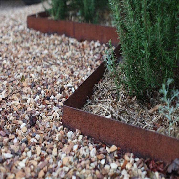 Corten Steel Rusted Metal Landscape Garden Edging Buy Corten Steel Retaining Wall Decorative Low Metal Garden Edging Decorative Metal Landscape Edging Product On Alibaba Com