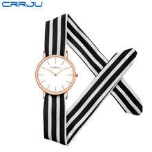 CRRJU цветочный дизайн чехол Movt водостойкие часы для женщин Relogio Feminino Роскошные Брендовые женские модельные часы женские новые(Китай)