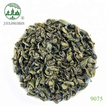 New Production High Mountain Leaves Organic Gunpowder Green Tea
