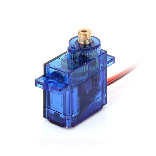 FS90MR микро сервопривод металлическая Шестерня 360 градусов вращения робот сервопривод