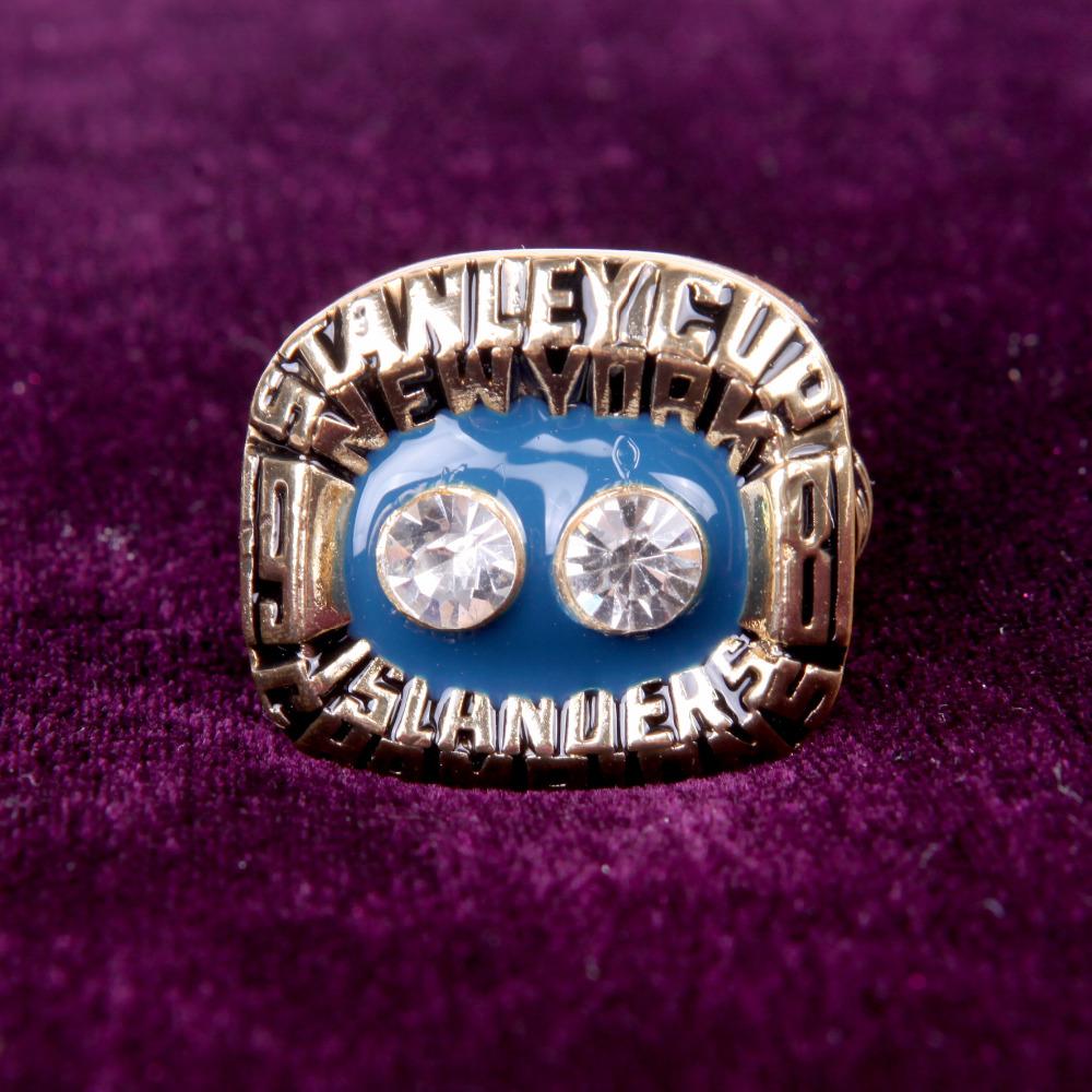 high end custom NHL 1981 New York Islanders Stanley Cup ...