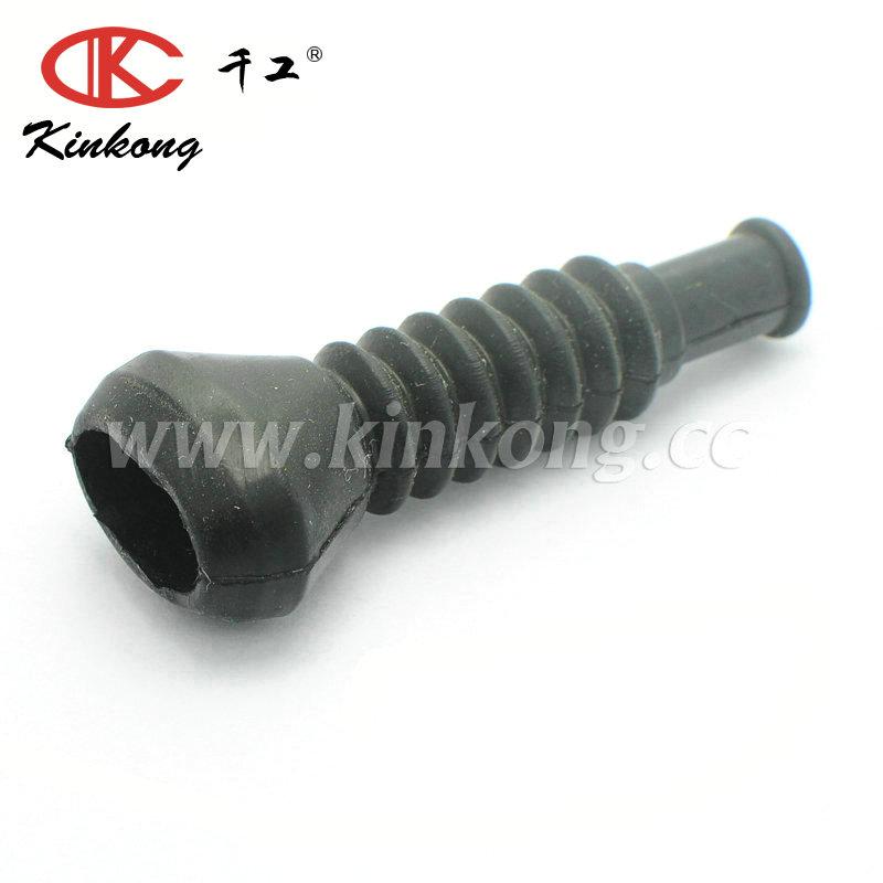 Kinkong 3 pin разъем герметичный резиновый ботинок 3 контактный разъем
